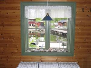 Lillstugan fönster